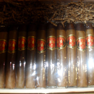 Fire Tipped Robusto - Single