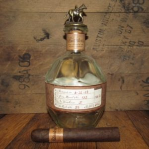 Blanton's Straight From the Barrel - Single