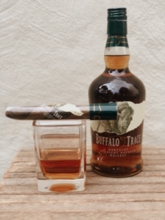 Buffalo Trace Single tube